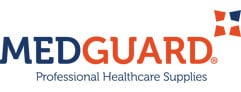 Medguard Professional Healthcare Supplies Logo